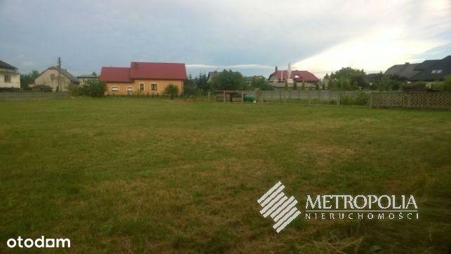 Działka, 1 100 m², Jaworzno