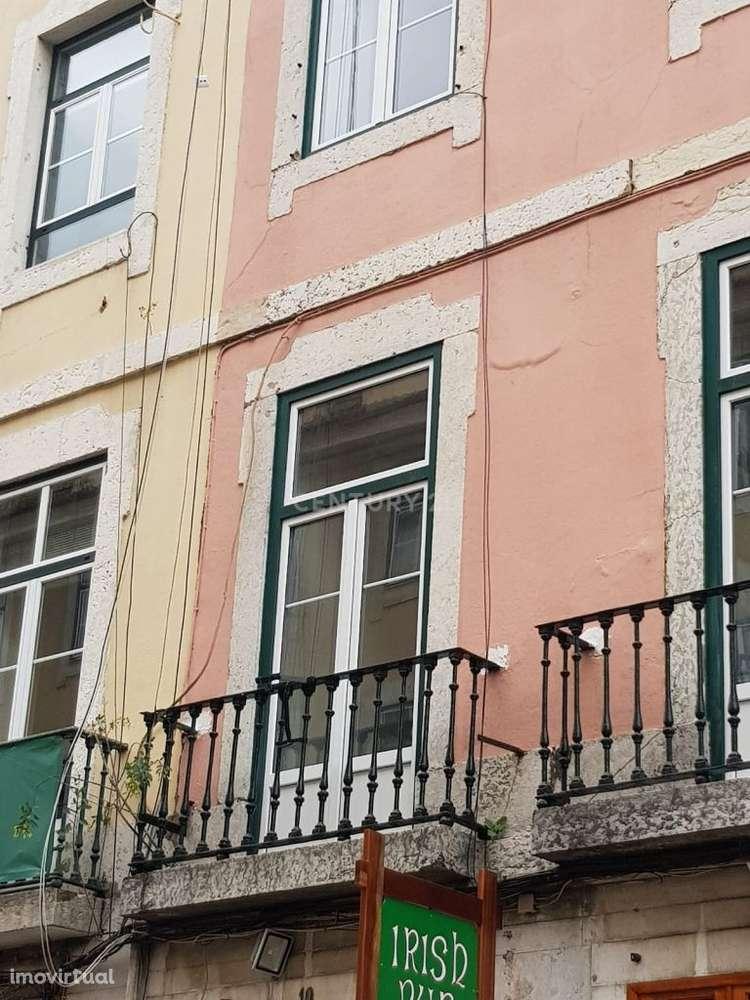 Prédio para arrendar, Misericórdia, Lisboa - Foto 2
