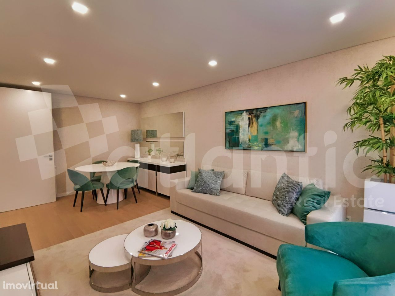 Apartamento T2 - NOVO - Urbanização do Neudel