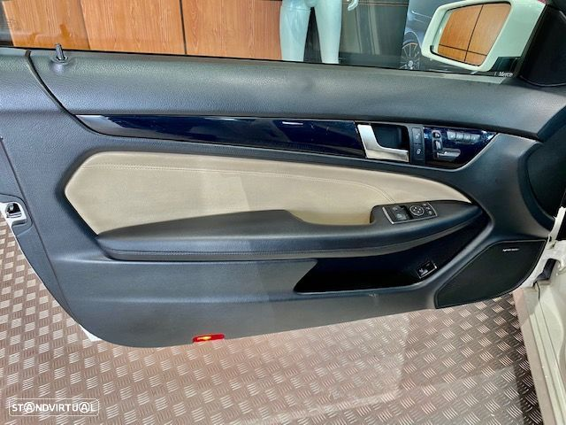 Mercedes-Benz C 250 CDi BE Aut. - 21
