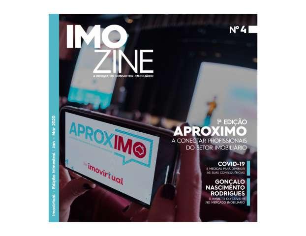 IMOZINE: A Revista do Consultor Imobiliário agora em versão digital!