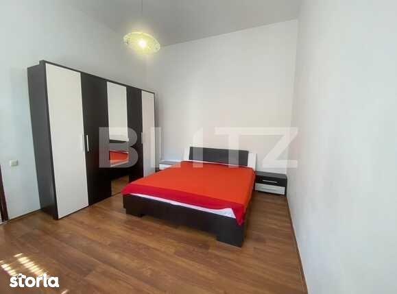 Apartament de 2 camere, 45 mp, parcare, zona Ultra Centrala