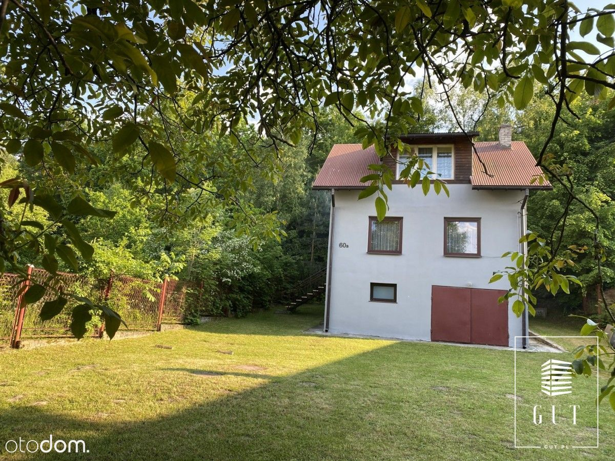Dom całoroczny z działką w okolicy Jezioro Chańcza