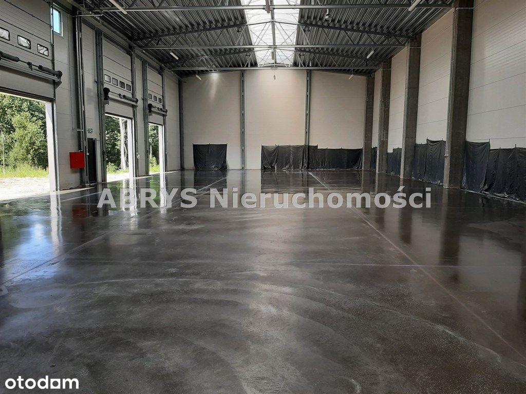 Hala/Magazyn, 1 000 m², Olsztyn