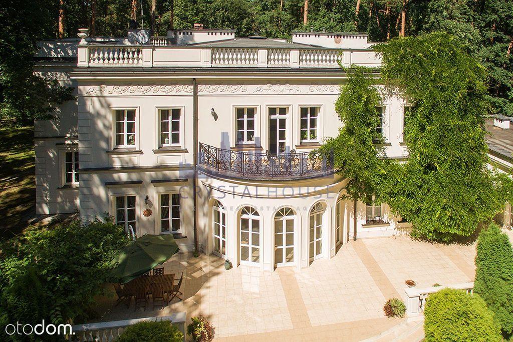 Luksusowa rezydencja 1150 m2 Konstancin-Jeziorna