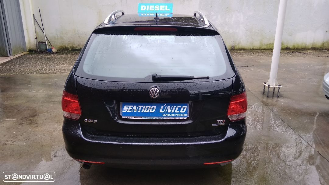 VW Golf Variant 1.6 TDi BlueMotion Confortline - 5