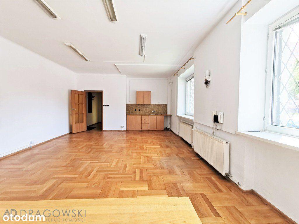 Lokal użytkowy, 118,39 m², Warszawa