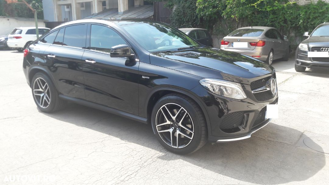 Mercedes-Benz GLE Coupe 43 - 2