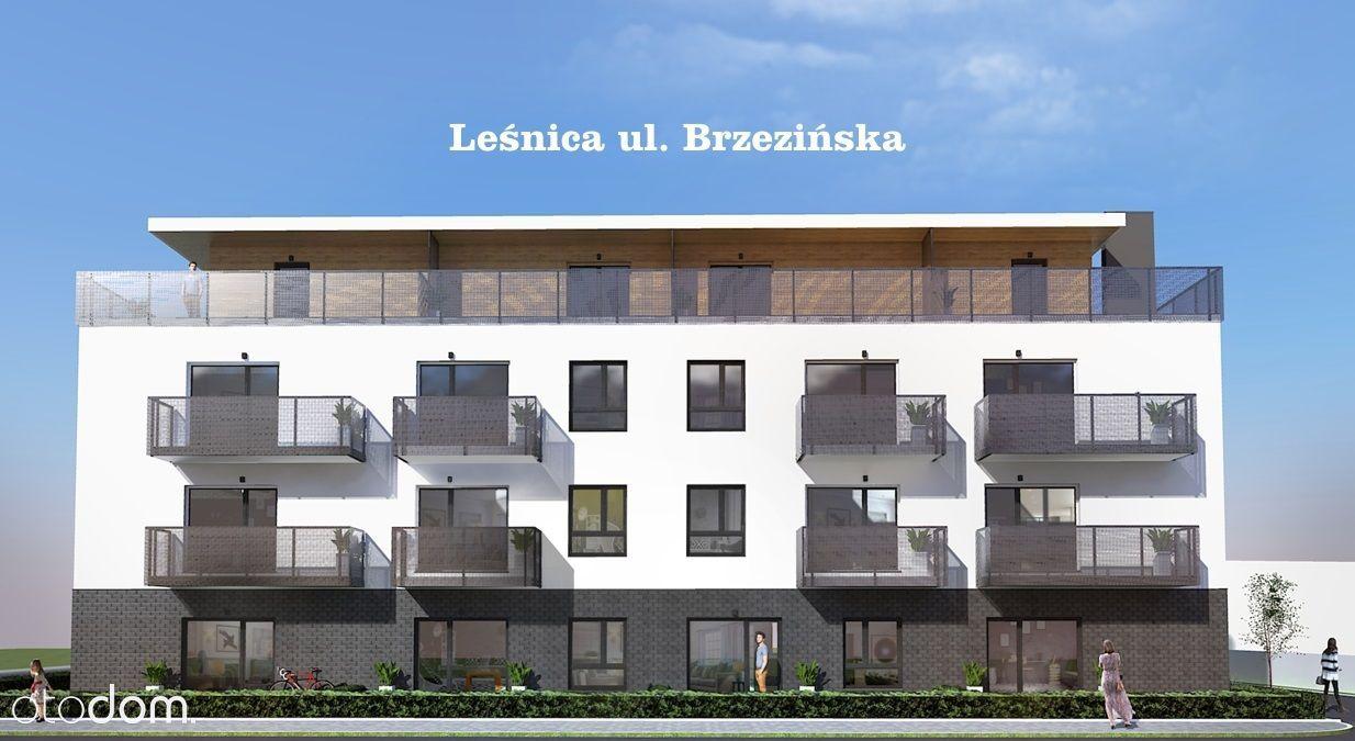 Nowe Mieszkanie Leśnica C2.1