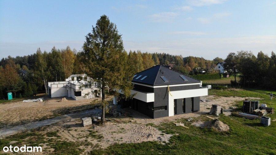 Piękny dom w stanie deweloperskim- Kielno