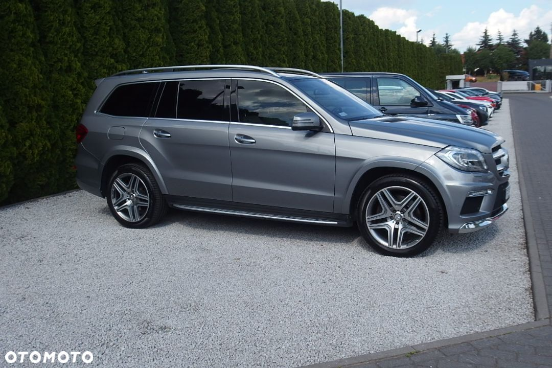 Mercedes-Benz GL 350 AMG Sportpaket Airmatic Panorama Dach DISTRONIC Night Vision - 6