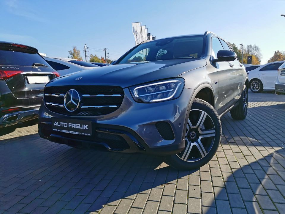 GLC 300e 4Matic, Pakiet Advantage, Pakiet Night, Keyless GO, HAK