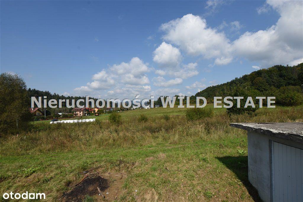 Działka, 2 400 m², Lesko