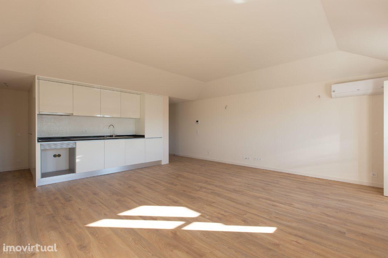 Apartamento T0 Novo - Boavista