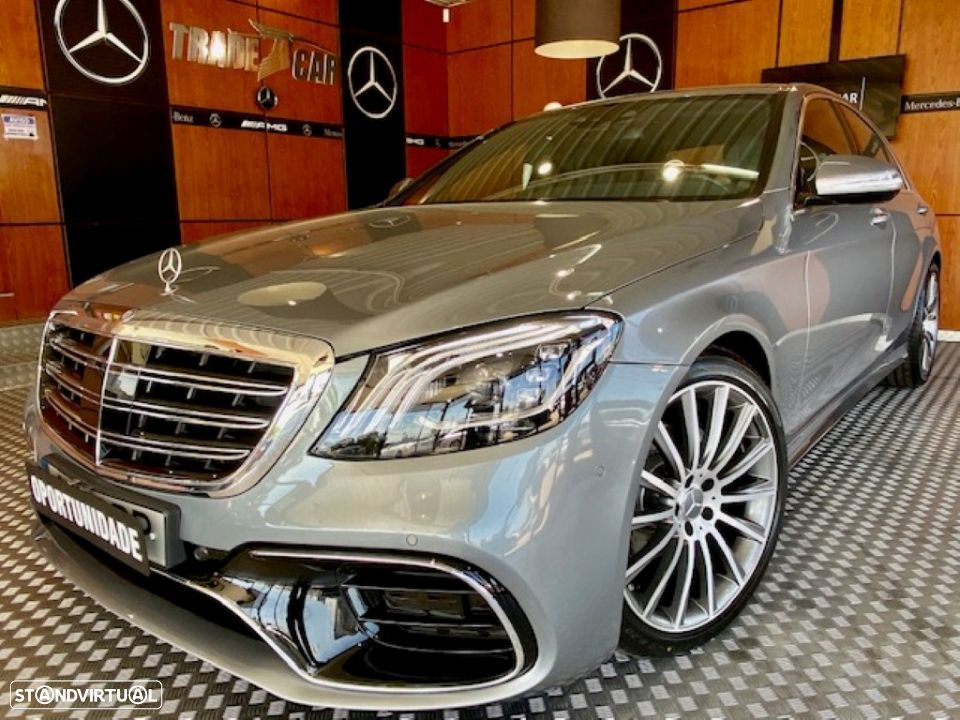Mercedes-Benz S 300 BlueTEC Hybrid - 14