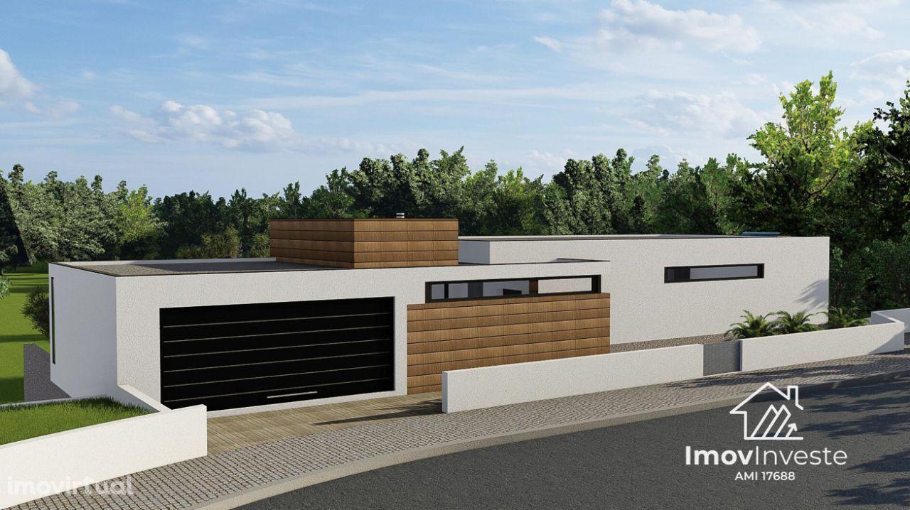 Terreno para venda com área de 4180m2 projecto aprovado para habitação
