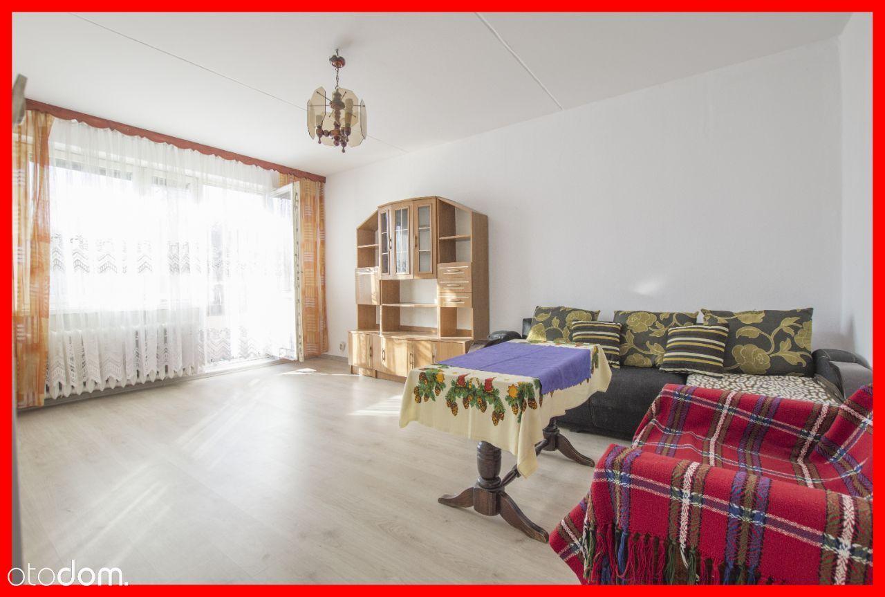 Mieszkanie W1 Wola Parter 60m2 Loggia Rozkładowe