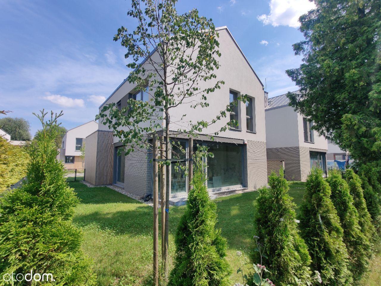 Dom z garażem na Ursynowie 182.36 m2