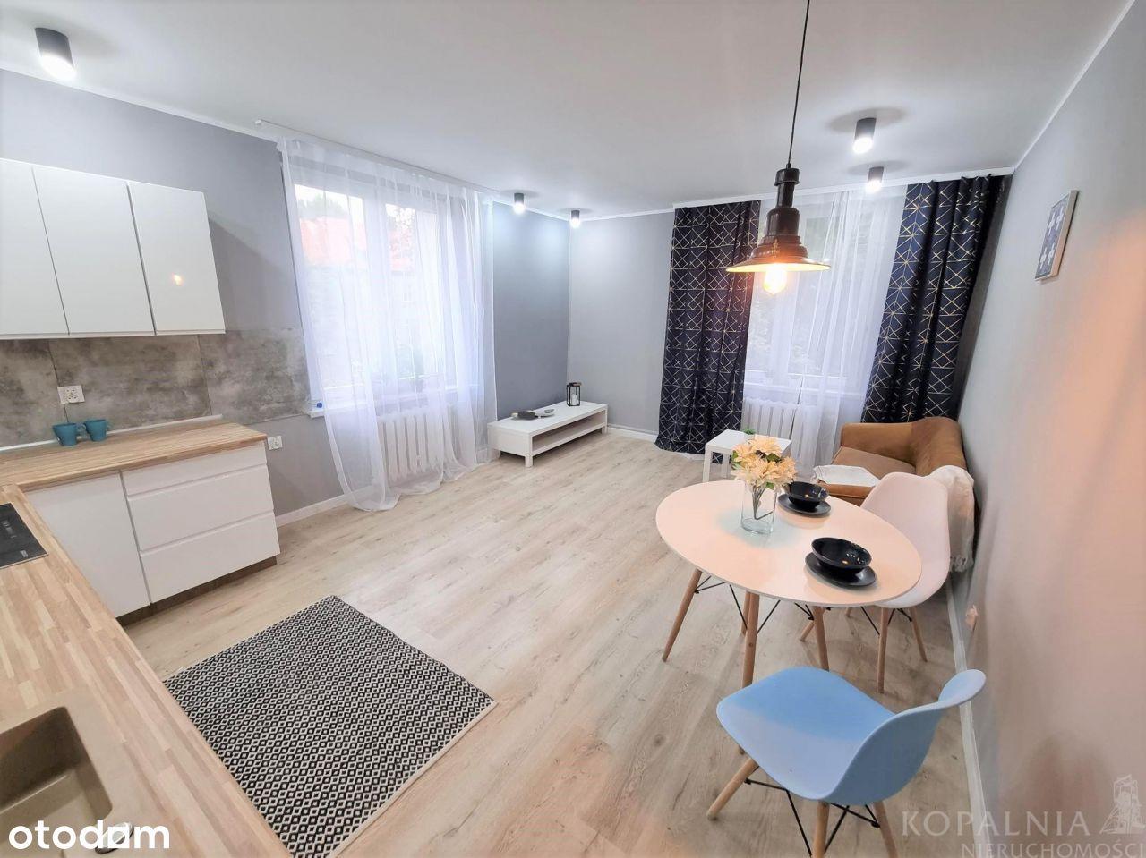 2 pokoje po remoncie 38 m2 na parterze