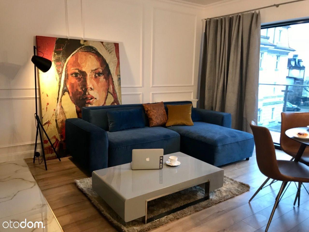 Designerski Apartament w Centrum, możliwa f-Vat
