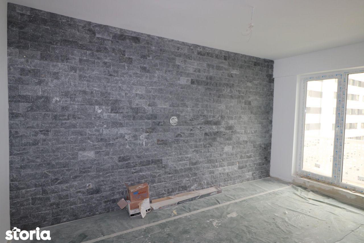 Apartament nou 2 camere decomandat, 55 mp, Pacurari, 57800 Euro