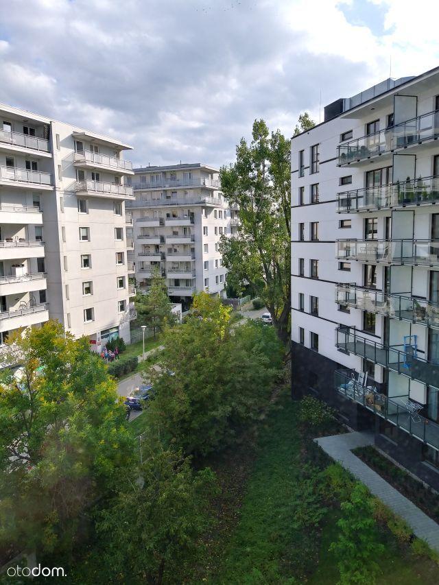 Nowe, 2 pokojowe, 46 m2, Mokotów, ul. Woronicza