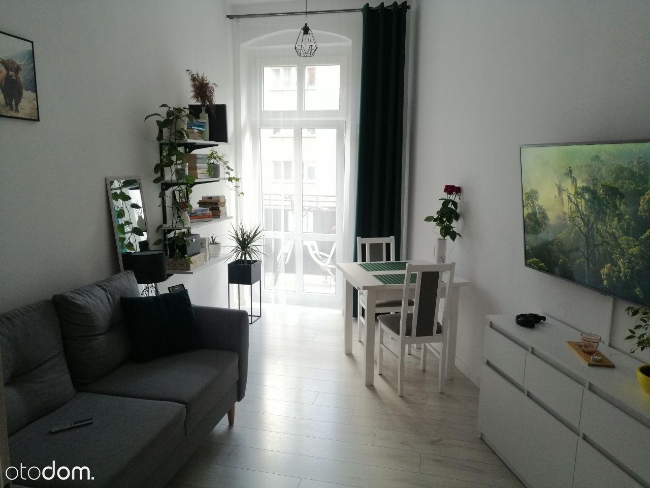 2 pokoje, kuchnia, balkon, internet, bezpośrednio