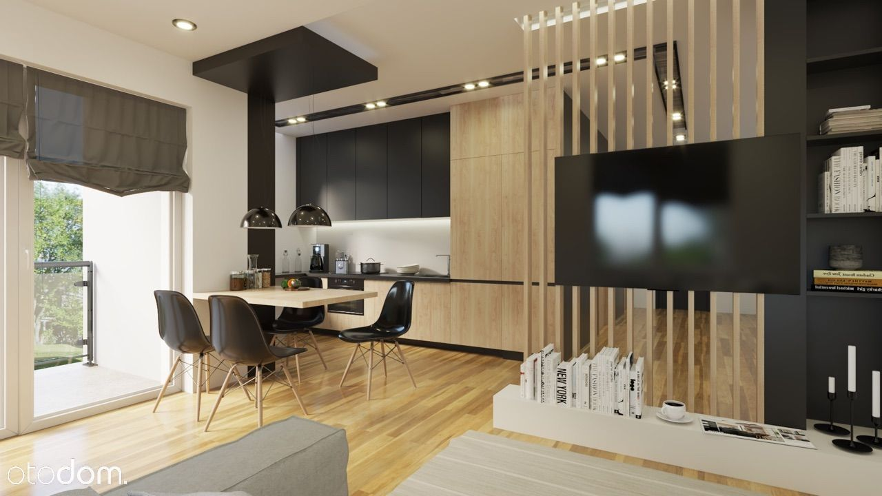 Nowe mieszkanie - 3 pokoje - Pierwsze piętro