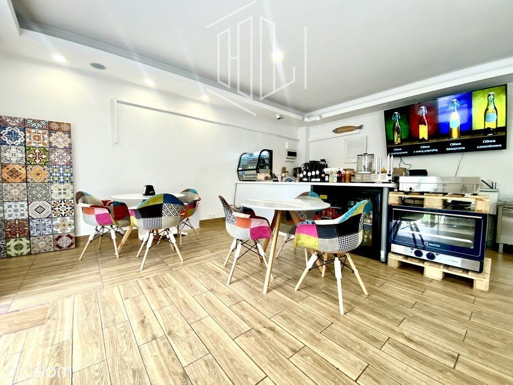 Restauracja/lokal do odstąpienia Paryska/Francuska