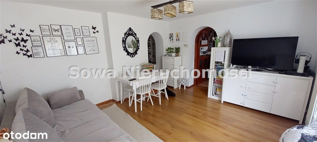 Mieszkanie, 47,19 m², Wałbrzych