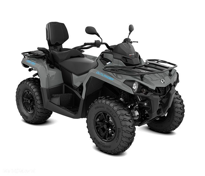 Can-Am Outlander Max DPS 570T homologacja T3B model 2021! CentrumBRP FV23% - 1