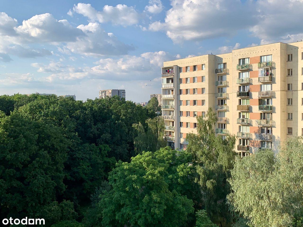 2 pokoje przy metrze Natolin, 45.5m