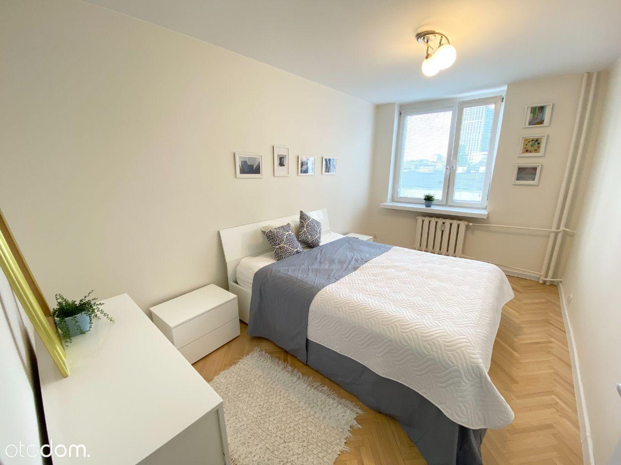3 pokojowe mieszkanie przy ul. Żelaznej, 65m2
