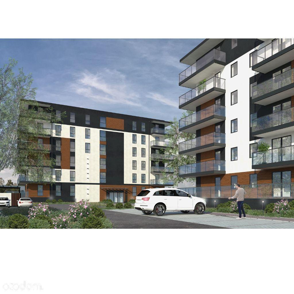 Mieszkanie w Inwestycji Różany Wilanów M26