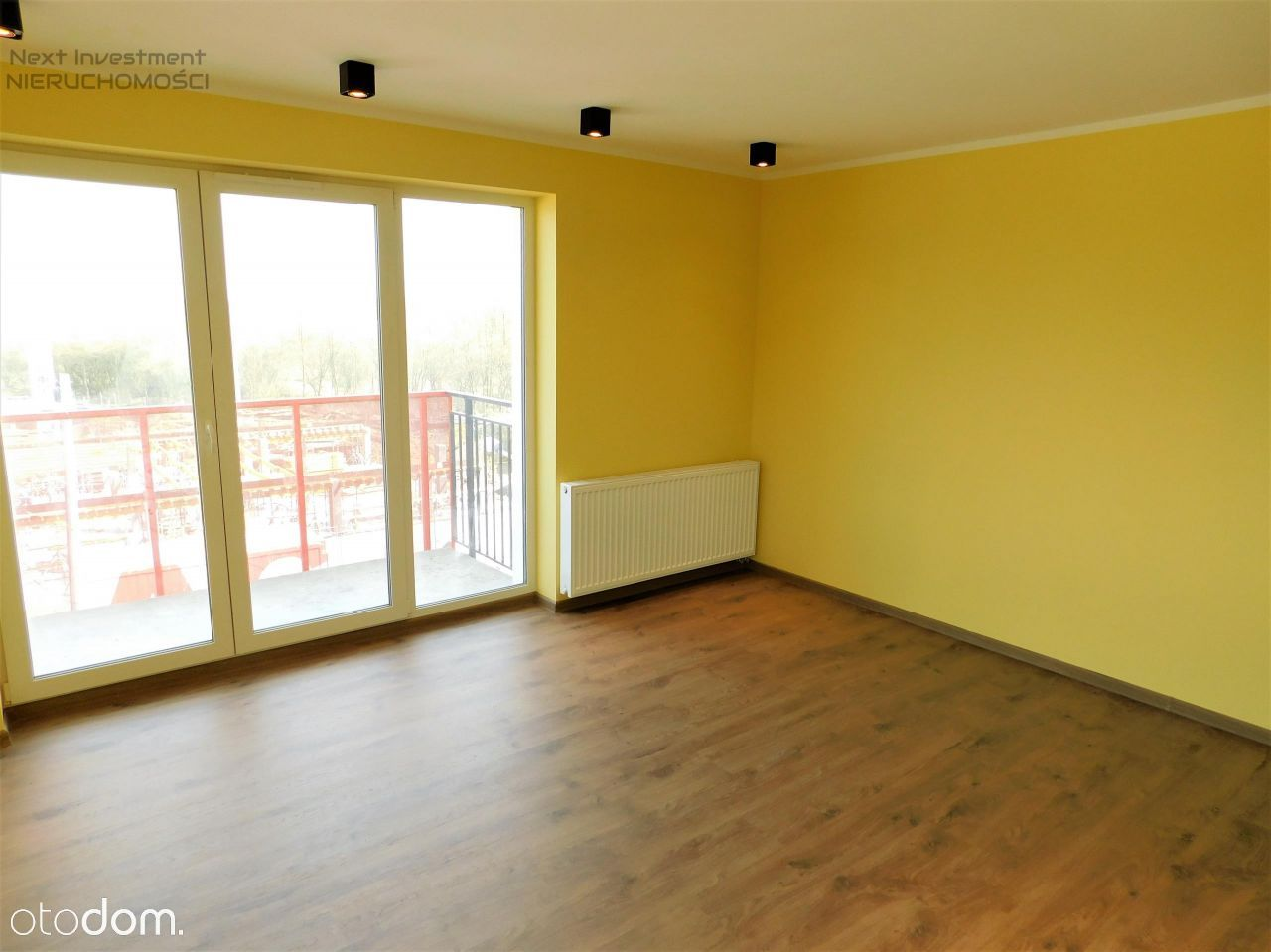 4 pokoje + aneks balkon garaż podziemny gotowe