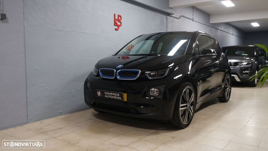 BMW i3 94Ah +Comfort Package Advance - 1