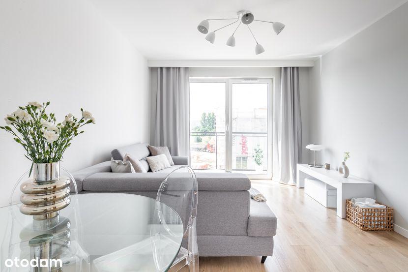 Nowe- eleganckie, słoneczne, 3-pokojowe mieszkanie