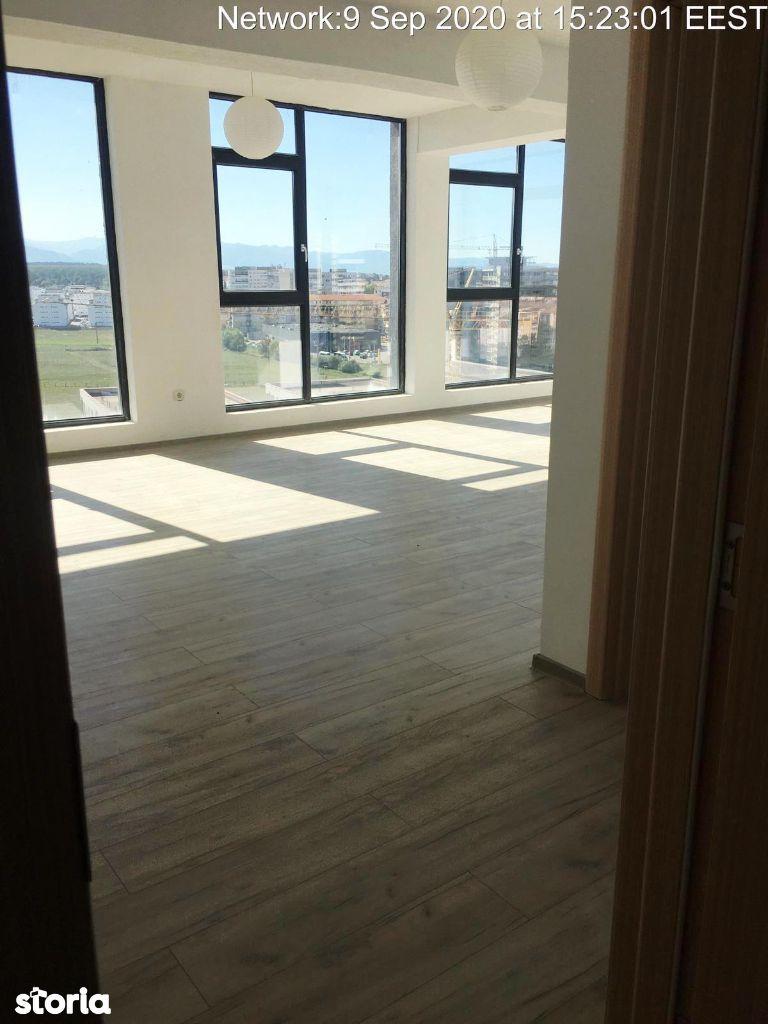 Vand apartament finisat 3 camere 88 mp zona Mihai Viteazu Dedeman