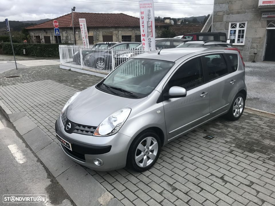 Nissan Note 1.5DCi - 1