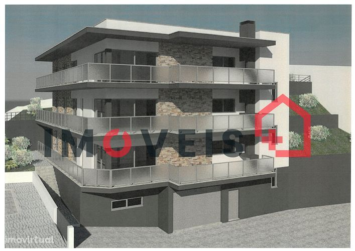 Apartamento T3 | Novo | Andrinos | Leiria