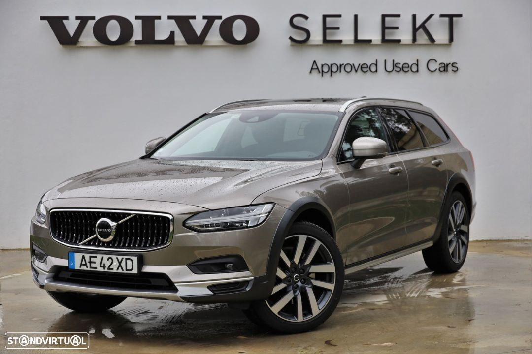 Volvo V90 Cross Country 2.0 B4 AWD Geartronic - 33
