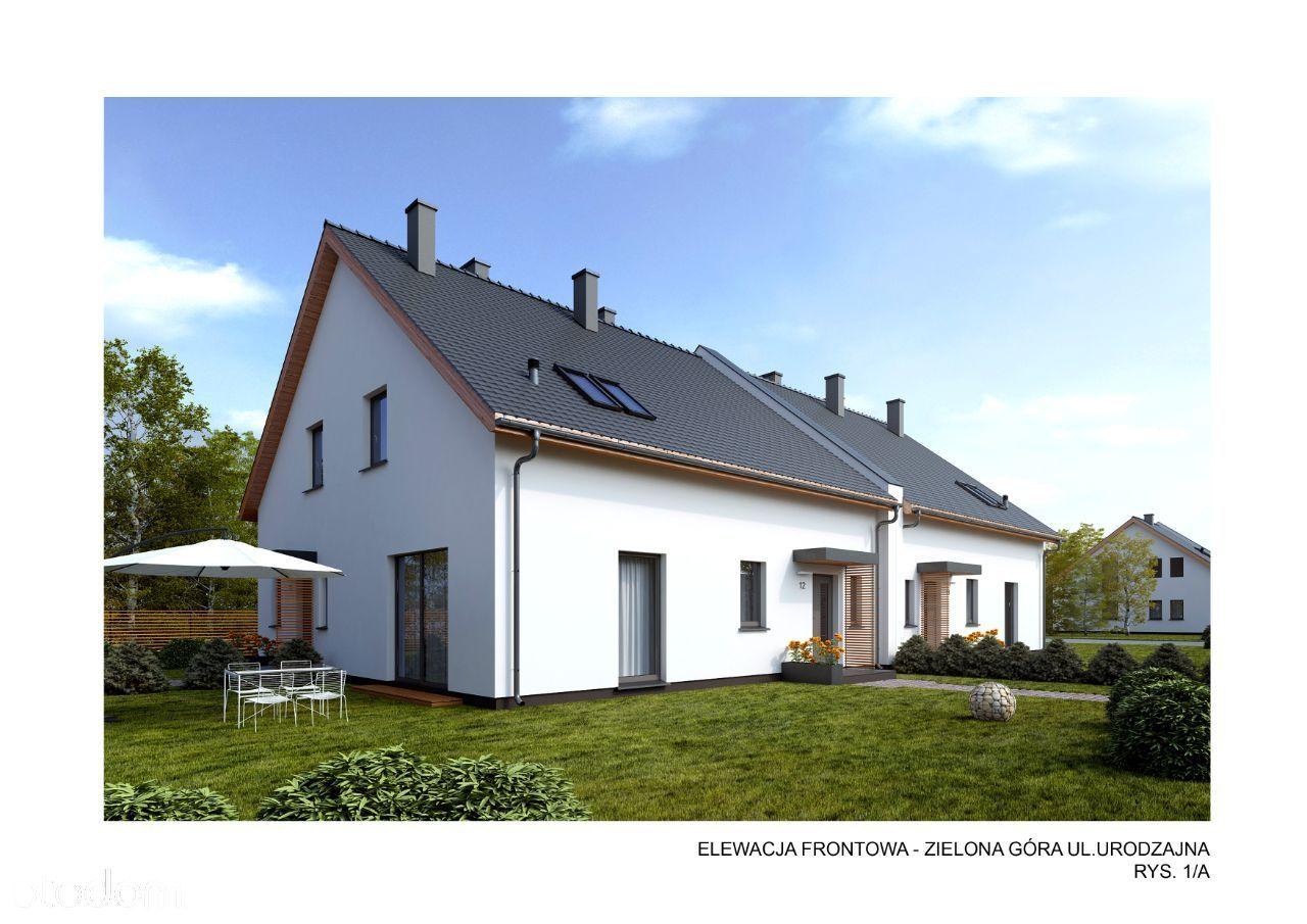 Mieszkania z ogródkiem i miejscami postojowymi