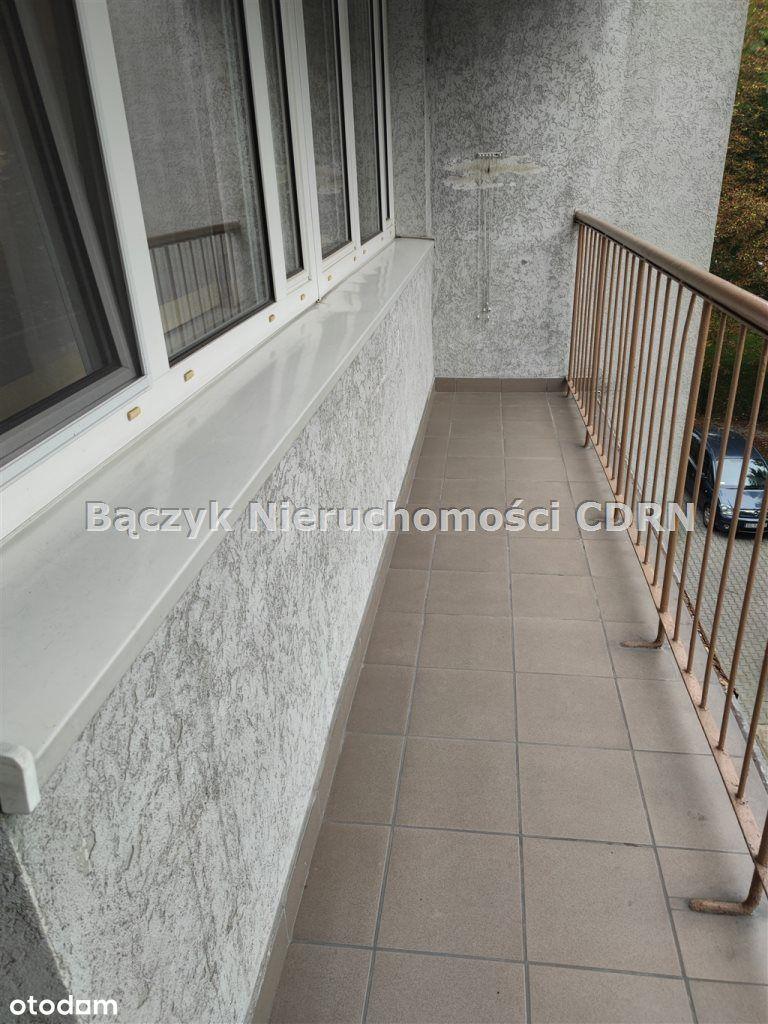 Kapitalne mieszkanie z ogromnym balkonem