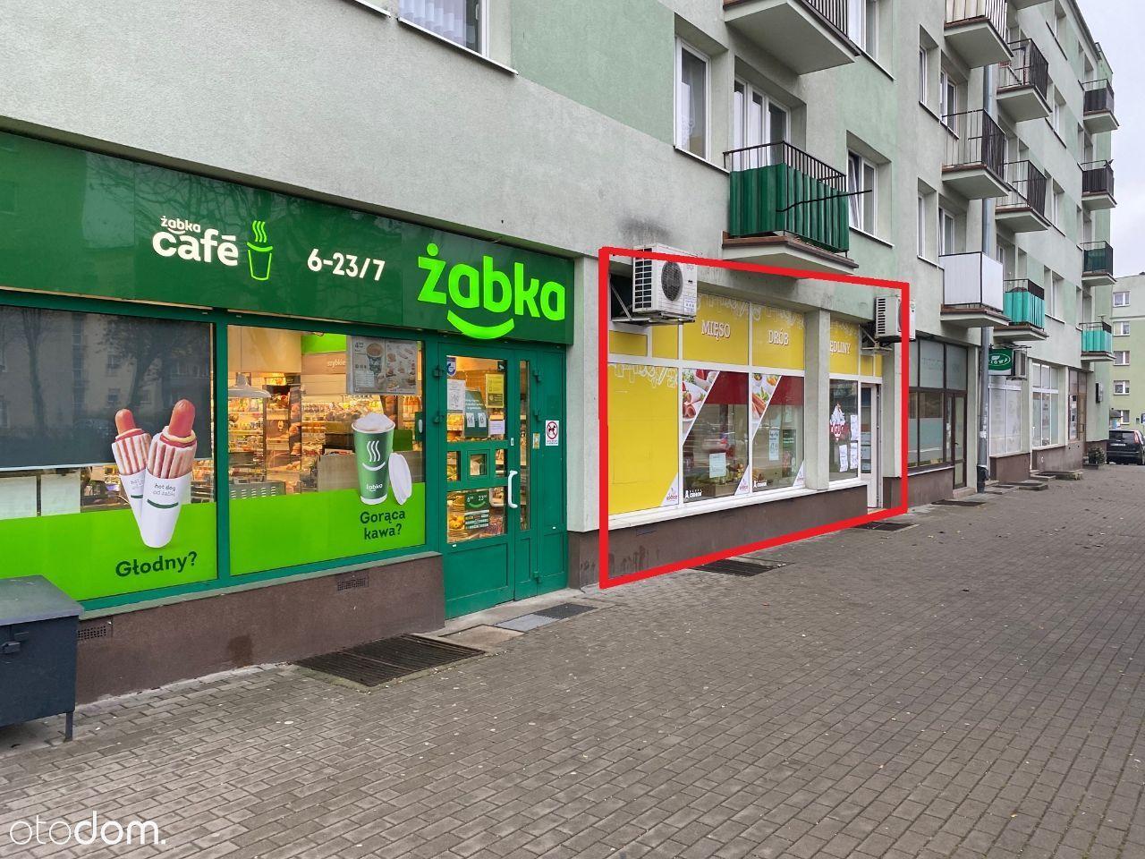 Lokal w samym centrum Ciechanowa