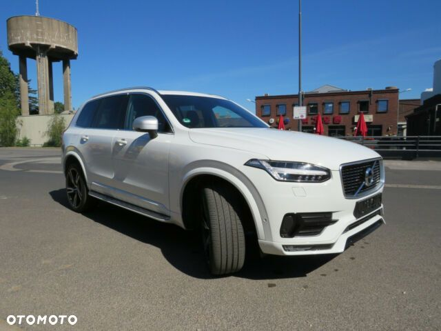 Volvo XC 90 2.0 235KM R Design AWD Bowers&Wilkins,Panorama Head Up Kamera 360 ACC - 2