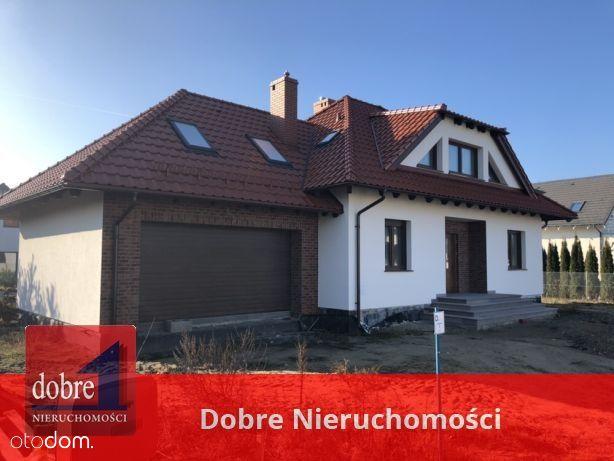 Luksusowy dom w Niemczu 220m2, stan deweloperski
