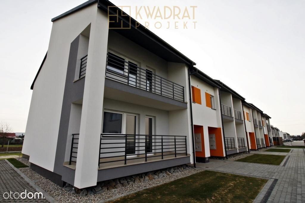Nowe 3 pokoje - ogródek i 2 m. postojowe w cenie