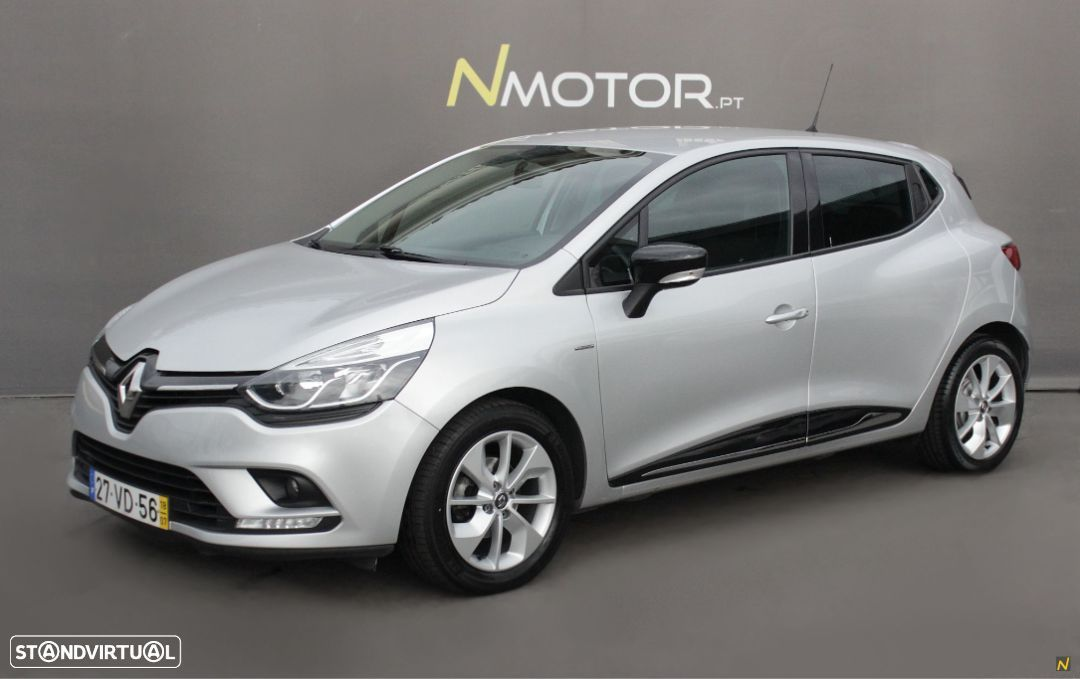 Renault Clio 1.5 dCi Limited - 6