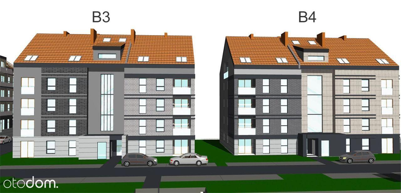 Mieszkanie 56,61 m2 z ogórdkiem w Trzebnicy