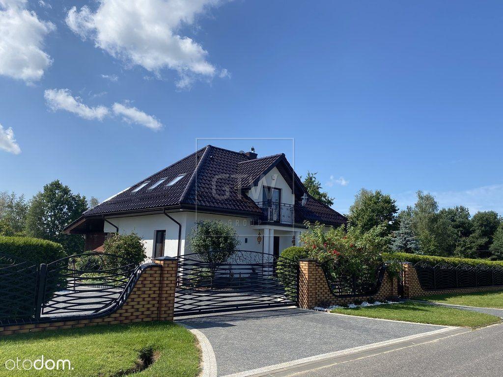 Luksusowy Dom godz. od Centrum Warszawy! Stromiec.